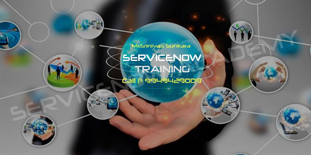 Best in Class, Corporate and Online servicenow Training