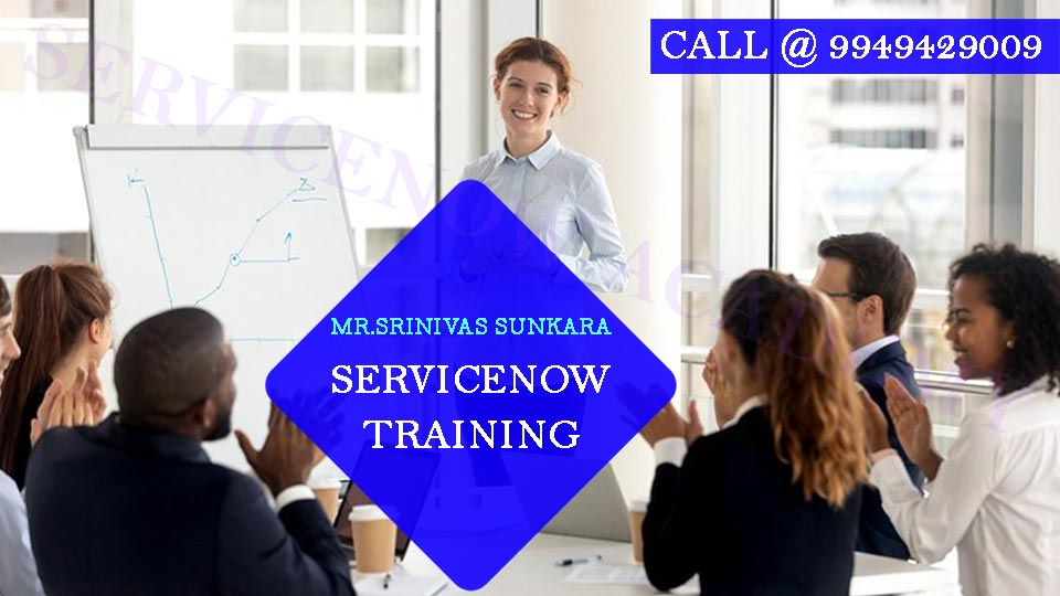 Online Servicenow Course in Hyderabad