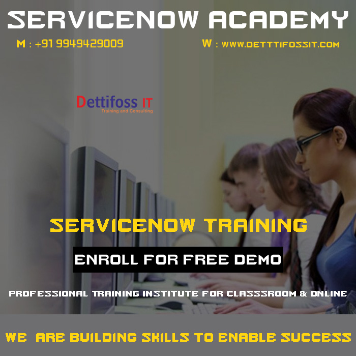 Best Servicenow Training in Ameerpet