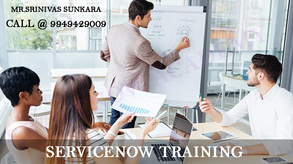 Servicenow Course Training in Hyderabad