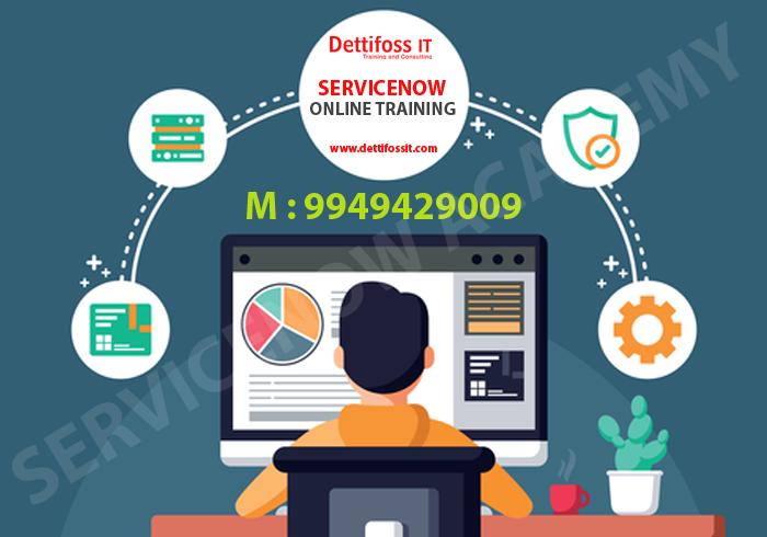 Best ServiceNow Online Training