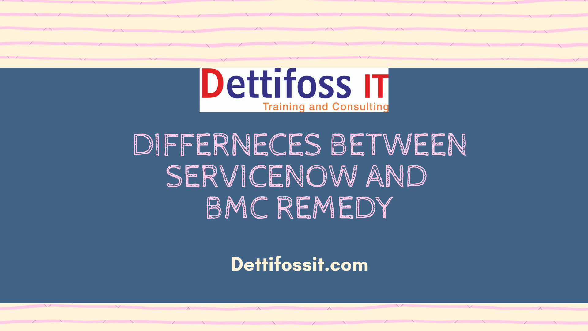 What are the big differences between ServiceNow and BMC Remedy?