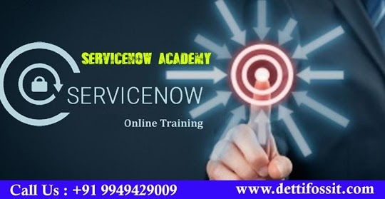 Global Leader in Servicenow Training
