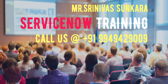 Learn Servicenow Training Course in Hyderabad