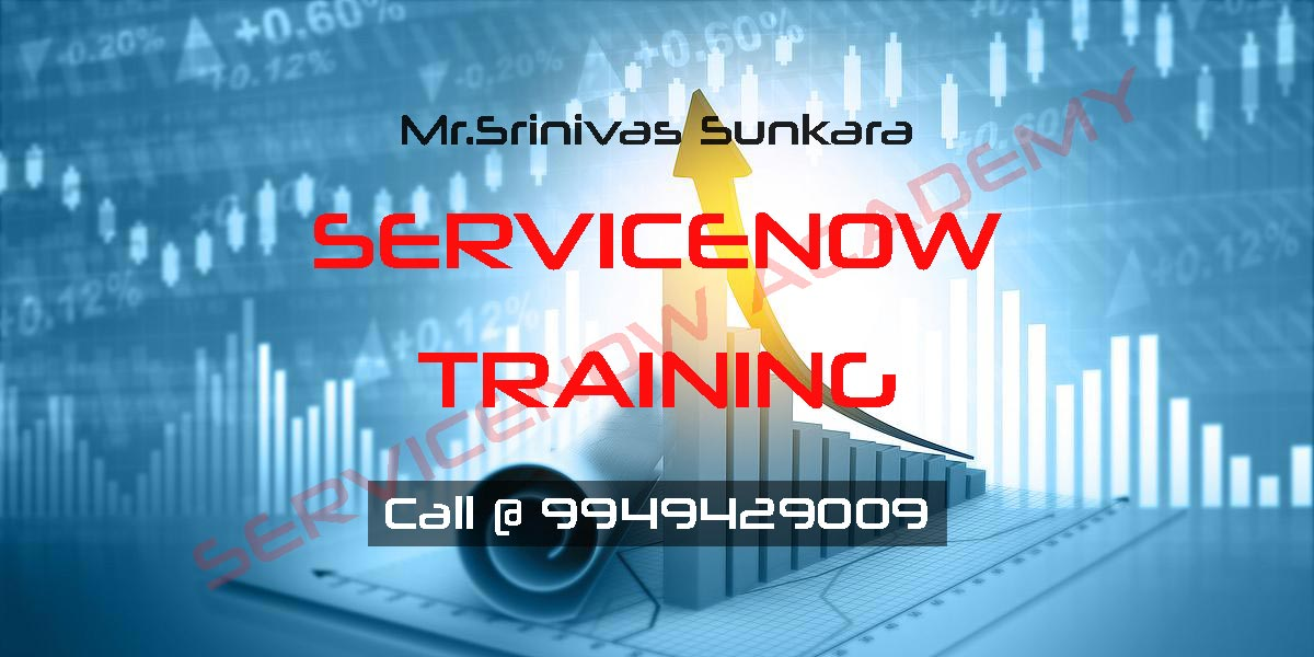 Servicenow Training and Certification in Hyderabad