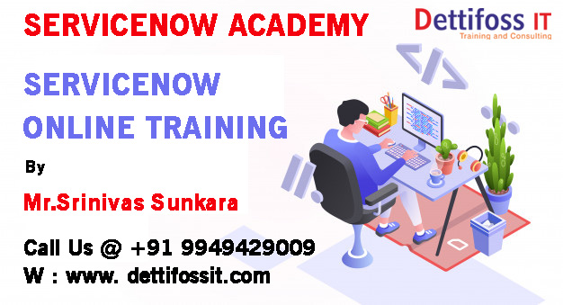 Servicenow Training By Industry Expert