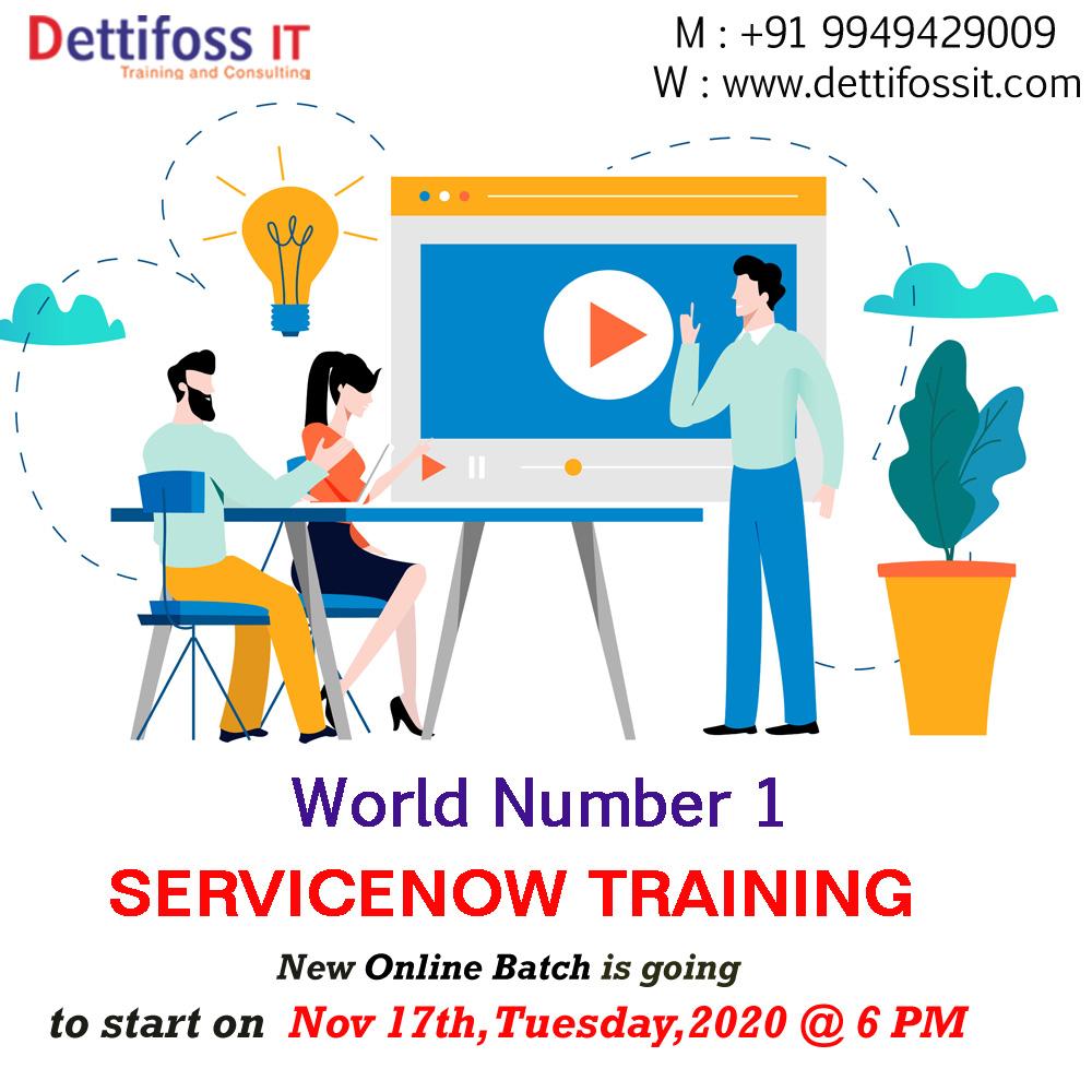 Worlds Best Servicenow Training in Hyderabad