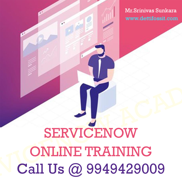 Learn Servicenow Online Training in Hyderabad