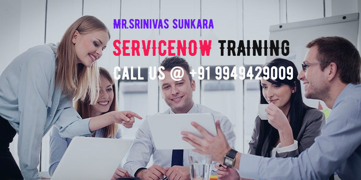 Servicenow Training Institutes in Hyderabad
