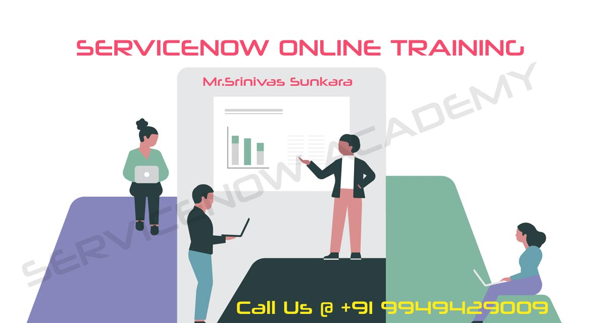 Servicenow Online Training Course in Hyderabad