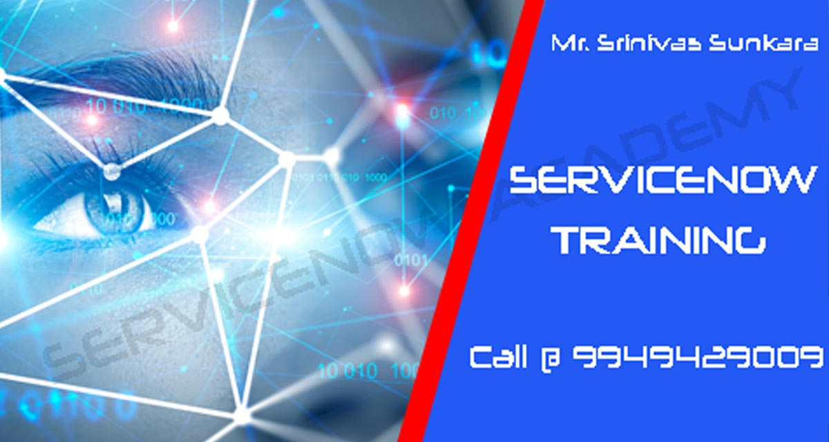 Best ServiceNow Training Institute in Ameerpet, Hyderabad