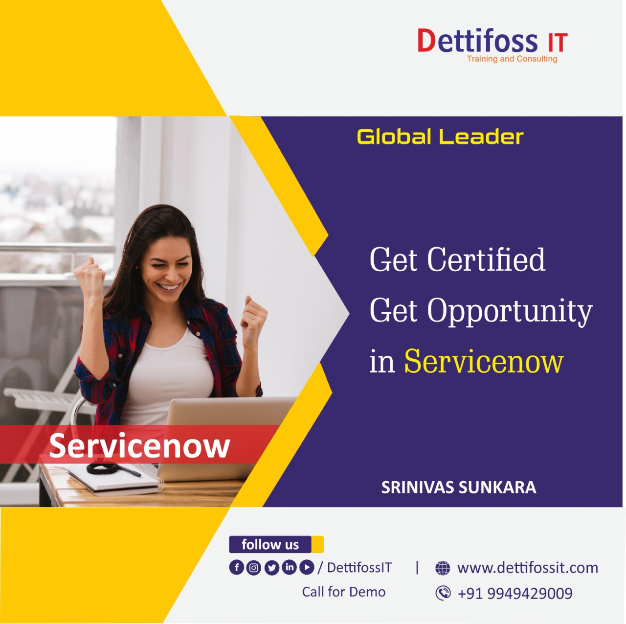 Best Servicenow Training in Bangalore